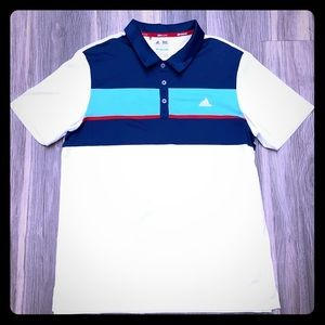 Men's Adidas Climacool Polo (L)